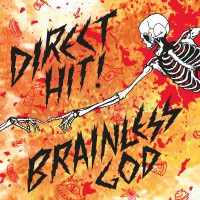 Direct Hit! - Brainless God (Cover Artwork)