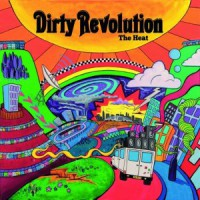 Dirty Revolution - The Heat (Cover Artwork)