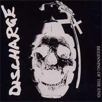 Discharge - Beginning of the End (Cover Artwork)