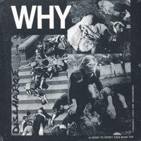 Discharge - Why [reissue] (Cover Artwork)