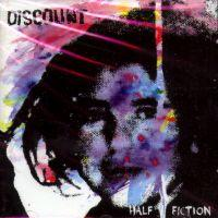 Discount - Half Fiction (Cover Artwork)