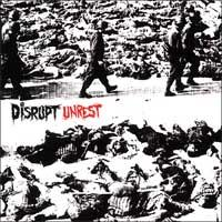 Disrupt - Unrest [reissue] (Cover Artwork)