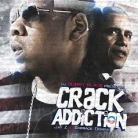 DJ Bobby Black - Crack Addiction (Cover Artwork)