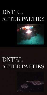 Dntel - After Parties 1 [12-inch] / After Parties 2 [12-inch] (Cover Artwork)