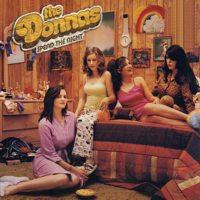The Donnas - Spend The Night (Cover Artwork)