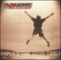 Donots - Amplify the Good Times (Cover Artwork)