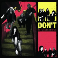 DON'T - 89 [7-Inch] (Cover Artwork)