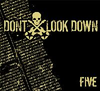 Don't Look Down - Five (Cover Artwork)