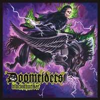 Doomriders - Black Thunder (Cover Artwork)