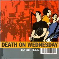 Death on Wednesday - Buying the Lie (Cover Artwork)