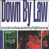 Down By Law - Punkrockacademyfightsong (Cover Artwork)