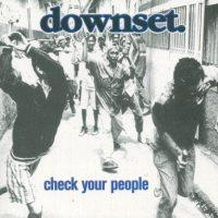 Downset - Check Your People (Cover Artwork)