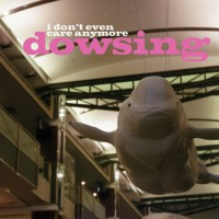 Dowsing - I Don't Even Care Anymore (Cover Artwork)