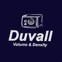Duvall - Volume & Density (Cover Artwork)