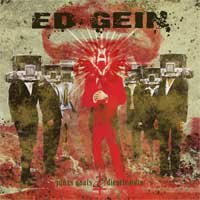 Ed Gein - Judas Goats & Dieseleaters (Cover Artwork)