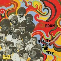 Edan - Beauty and the Beat (Cover Artwork)