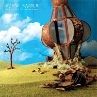 Elfin Saddle - Ringing for the Begin Again (Cover Artwork)
