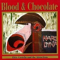 Elvis Costello - Blood & Chocolate (Cover Artwork)