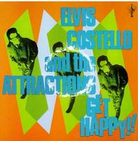 Elvis Costello - Get Happy!! (Cover Artwork)