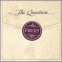 Emery - The Question (Cover Artwork)