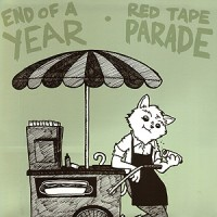 End of a Year / Red Tape Parade - Split [7 inch] (Cover Artwork)