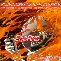 EndAnd - The Adventures of Hi-Fi in Space (Cover Artwork)