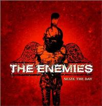 The Enemies - Seize The Day (Cover Artwork)