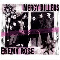 Enemy Rose / Mercy Killers - And to Become One (Cover Artwork)