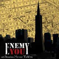 Enemy You - Stories Never Told (Cover Artwork)