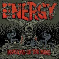 Energy - Invasions of the Mind (Cover Artwork)