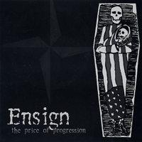 Ensign - The Price Of Progression (Cover Artwork)