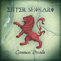 Enter Shikari - Common Dreads (Cover Artwork)