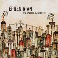 Ephen Rian - The Special Referendum (Cover Artwork)
