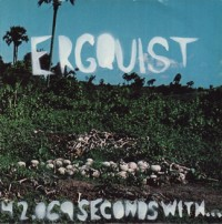 Ergquist - 42,069 Seconds With... (Cover Artwork)
