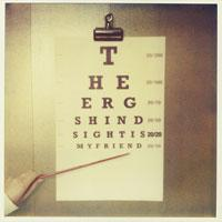 The Ergs! - Hindsight Is 20/20, My Friend (Cover Artwork)