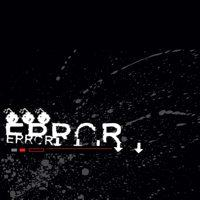 Error - Error (Cover Artwork)