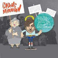 Eugene Mirman - God is a Twelve-Year-Old Boy with Asperger's (Cover Artwork)