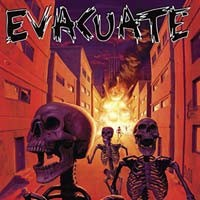Evacuate - Evacuate (Cover Artwork)