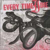 Every Time I Die - Gutter Phenomenon (Cover Artwork)