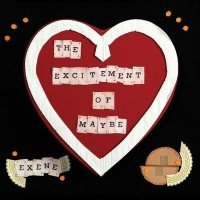Exene Cervenka - The Excitement of Maybe (Cover Artwork)