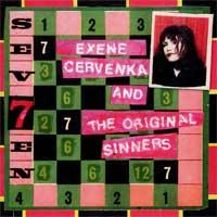 Exene Cervenka and the Original Sinners - Se7en (Cover Artwork)