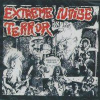 Extreme Noise Terror - A Holocaust In Your Head (Cover Artwork)
