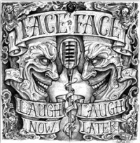 Face to Face - Laugh Now, Laugh Later (Cover Artwork)