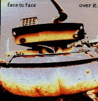 Face to Face - Over It (Cover Artwork)