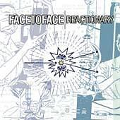 Face To Face - Reactionary (Cover Artwork)