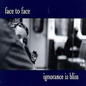Face to Face - Ignorance is Bliss (Cover Artwork)