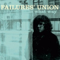 Failures' Union - In What Way (Cover Artwork)
