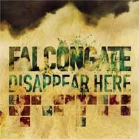 Falcongate - Disappear Here (Cover Artwork)