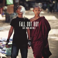 Fall Out Boy - Save Rock and Roll (Cover Artwork)