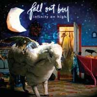 Fall Out Boy - Infinity on High (Cover Artwork)